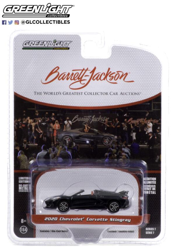 37230f1 - 2020 Chevrolet Corvette C8 Stingray (Lot #3002) - Shadow Gray Metallic with Adrenaline Red Interior