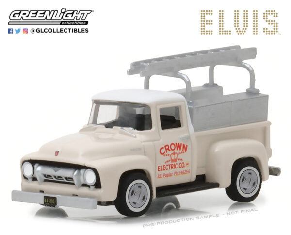 39553332064 a17d225836 o - 1954 FORD F-100 PICK UP TRUCK - HOLLYWOOD SERIES 20 - ELVIS