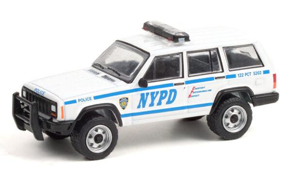 42960 c - 1997 Jeep Cherokee - New York City Police Dept (NYPD)