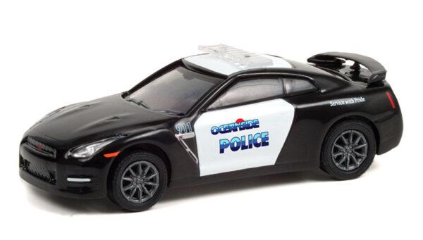 42960 d - 2015 Nissan GT-R - Oceanside, California Police