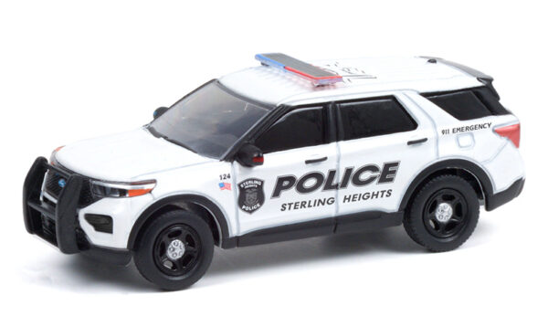 42960 e - 2020 Ford Police Interceptor Utility - Sterling Heights, Michigan