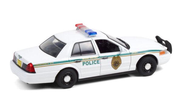 84133 - 2001 Ford Crown Victoria Police Interceptor - Miami Metro Police Department - Dexter (2006-13 TV Series)