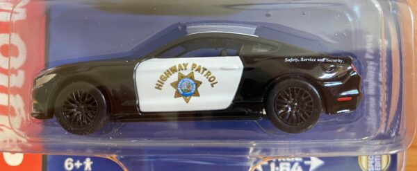 cp7475 2 - 2017 FORD MUSTANG - CALIFORNIA HIGHWAY PATROL - MIJO EXCLUSIVES