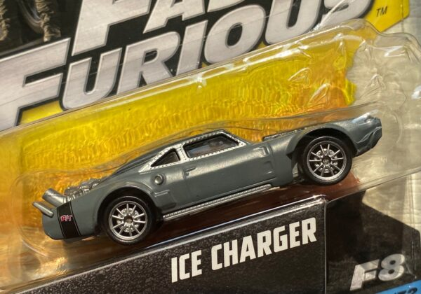 fcf58 1 - ICE CHARGER FROM F8 (FAST & FURIOUS) IN 1:55 SCALE #23/32