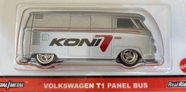 grl28a - VOLKSWAGEN T1 PANEL BUS - KONI (Hot Wheels 1:64 Pop Culture 2021 ''K'' Case)